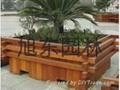 獻縣木質花箱