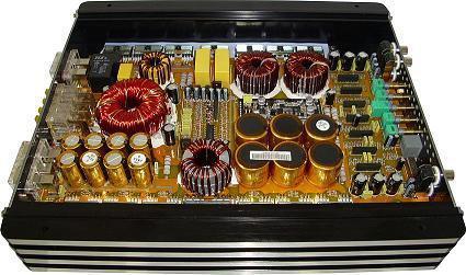 Digital class d amplifier