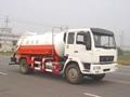 sinotruk howo suction truck