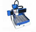 square rails CNC ROUTER mould engraving sm-4040m