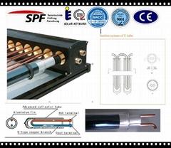 Split-Pressurzied Solar Water Heater