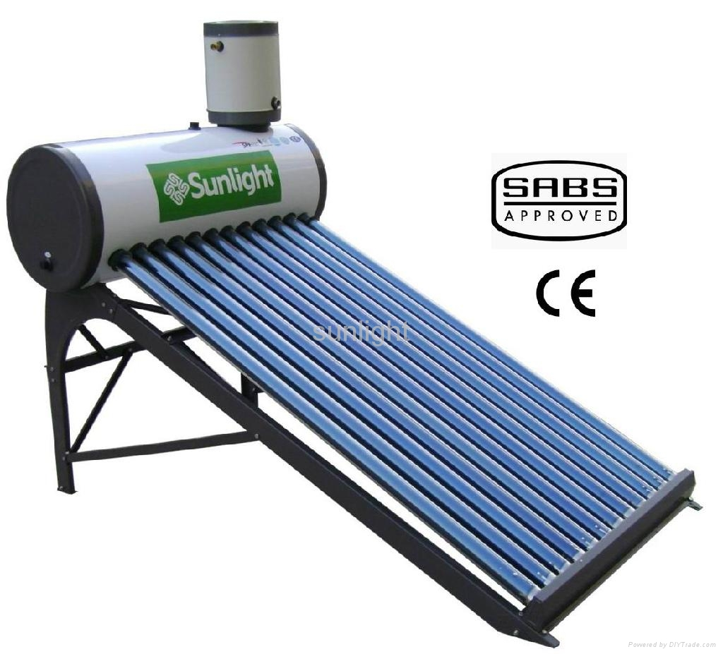 Sabs Approved Low Pressure Solar Gesyer Sunlight China