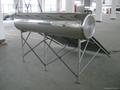 compacto presion calentador de agua