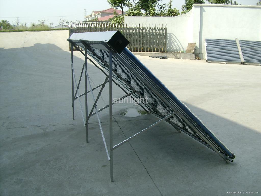 Vacuum Tube Solar Collector 1