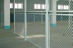 中寧優質倉庫隔離柵