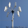vertical axis wind power generator 500W