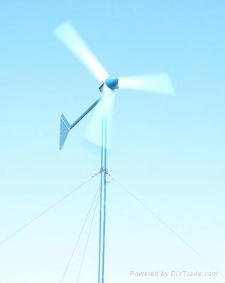 horizontal axis wind turbine generator 200W 1