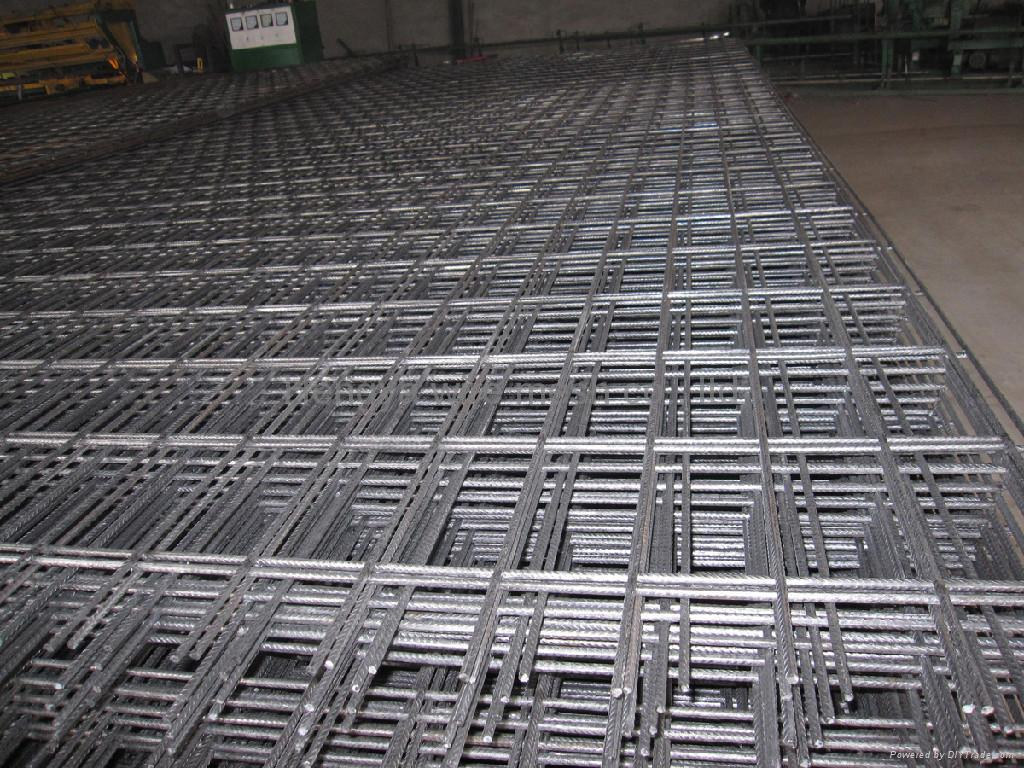 Reinforcing mesh china building steel structure for Diy reinforced concrete