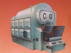 Coal Fired fire Tube Boiler