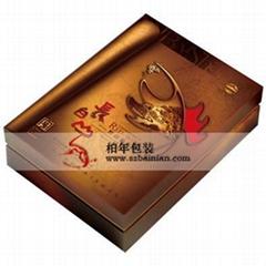 长白山野山葡萄酒礼盒
