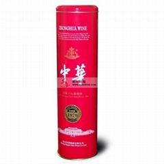 中華葡萄酒鐵筒