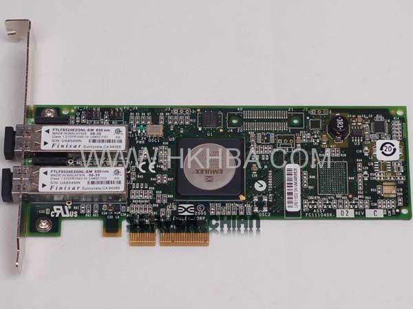 IBM 03N5014 Emulex LP11000 PCI-X Fiber Channel Card,4 GB