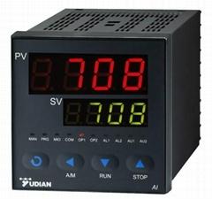 宇电AI-708P高性能程序型温控仪