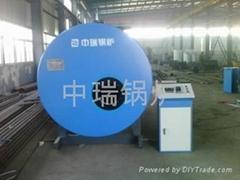 臥式常壓熱水鍋爐