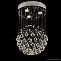 modern crystal ceiling lamp/light 6002-3