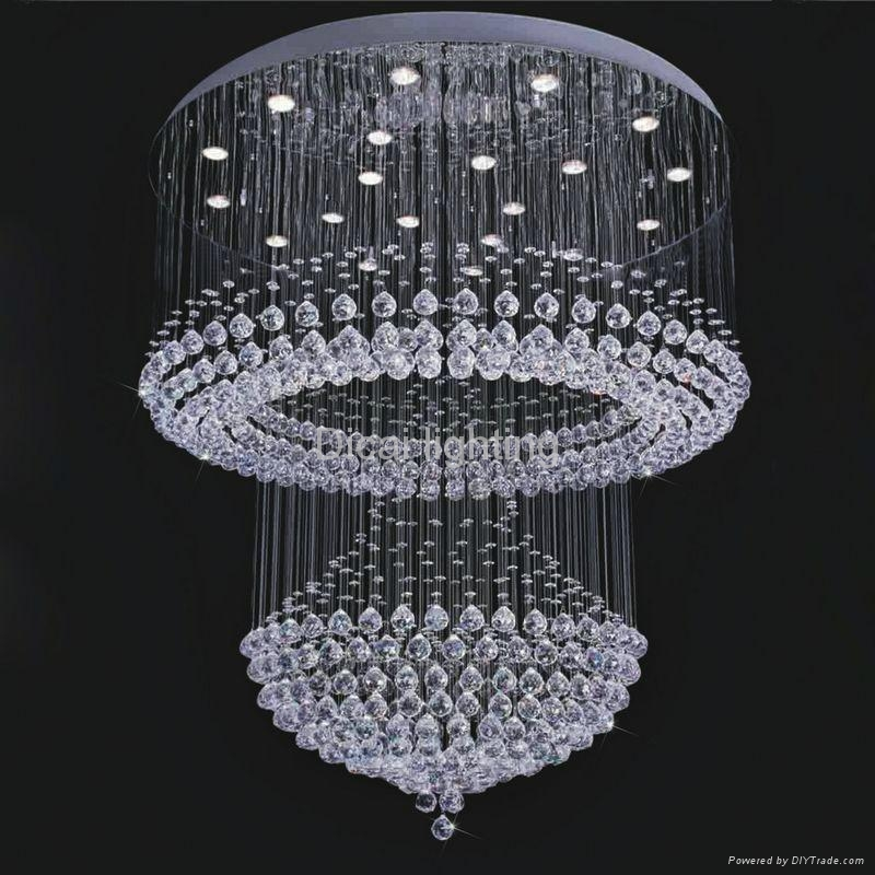 big project lamp crystal ceiling light 6032-22 1
