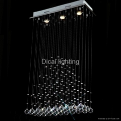 best seller crystal ceiling light crystal ceiling lamp 8005-3
