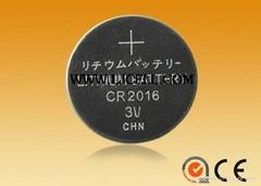 遥控器扣式电池CR2016,CR2025