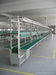 上海昆山苏州双边工作台皮带线