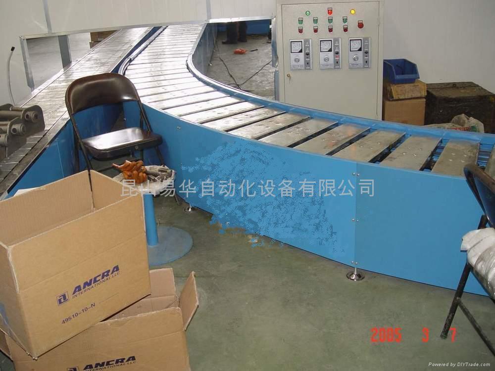 上海昆山苏州链板装配线 3
