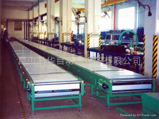 上海昆山苏州链板装配线 4