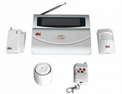 家用、商用防盗报警器 JD-X307