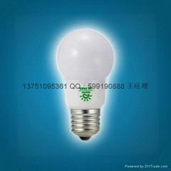 LED小球泡燈(AC/220V或DC1/2V E27接口)