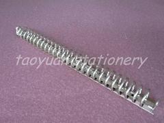 metal ring binder