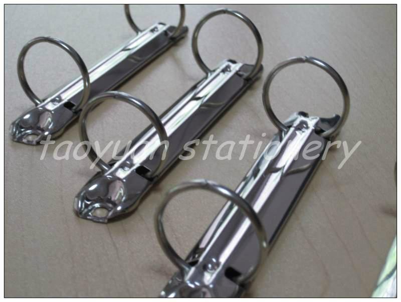 file clip binder with V shape base plate 4