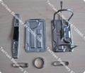 PVC Lever Arch Mechanism box file(LA055