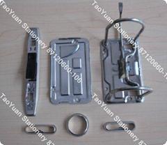 PVC Lever Arch Mechanism box file(LA055/LA075)