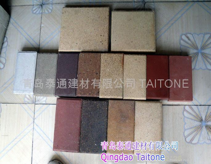 陶土路面磚 4