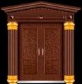 Non-standard Steel Door