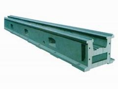 龙门铣床身铸件铸铁平台乾长达