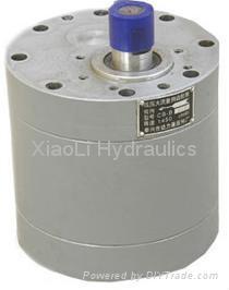 CB-B low noise big displacement gear pump 1