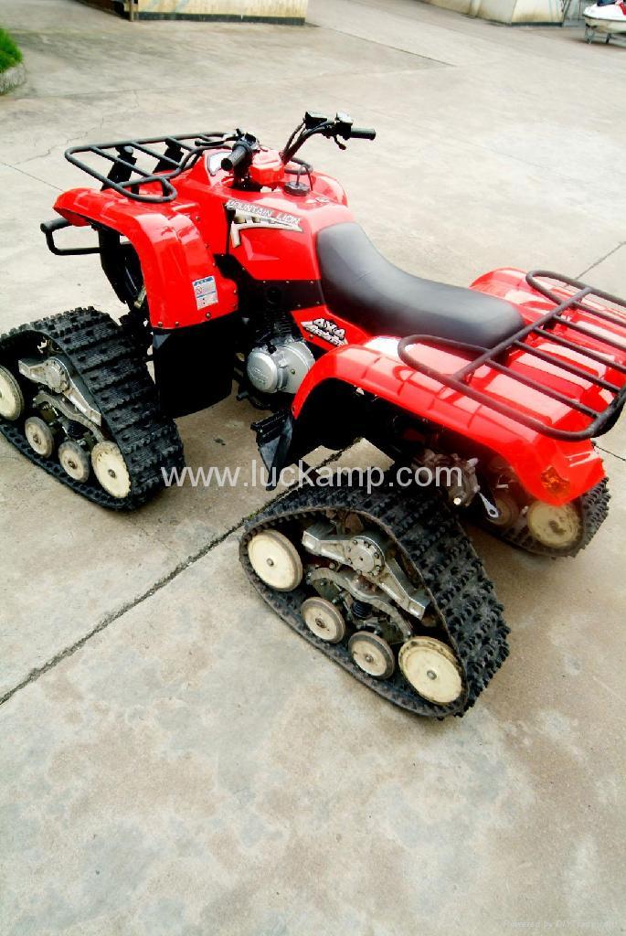 Atv firehjuling quad se emne for Yamaha grizzly 660 tracks