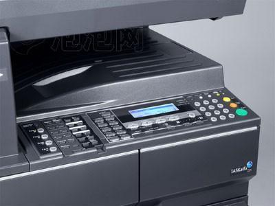 京瓷 TASKalfa 221 黑白多功能数码复印机  2