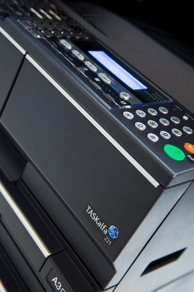 京瓷 TASKalfa 221 黑白多功能数码复印机  5