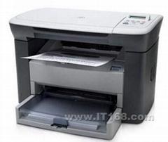 惠普(HP)M1005 黑白激光多功能一体机(A4幅面)