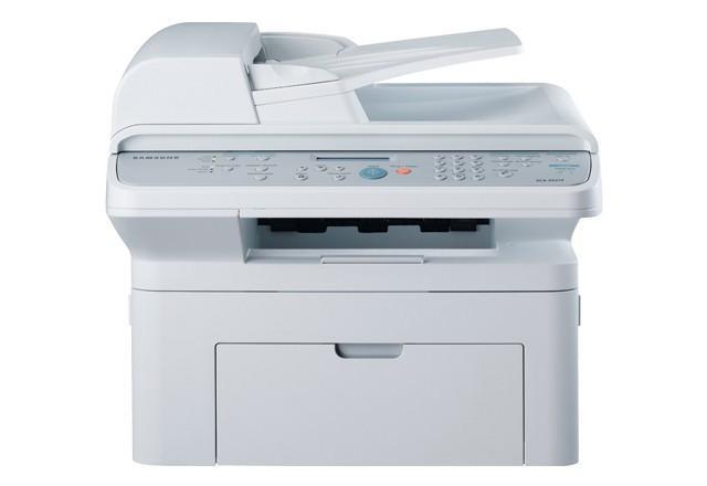 三星 4521F 黑白多功能一体机(打印/复印/扫描/传真) 1