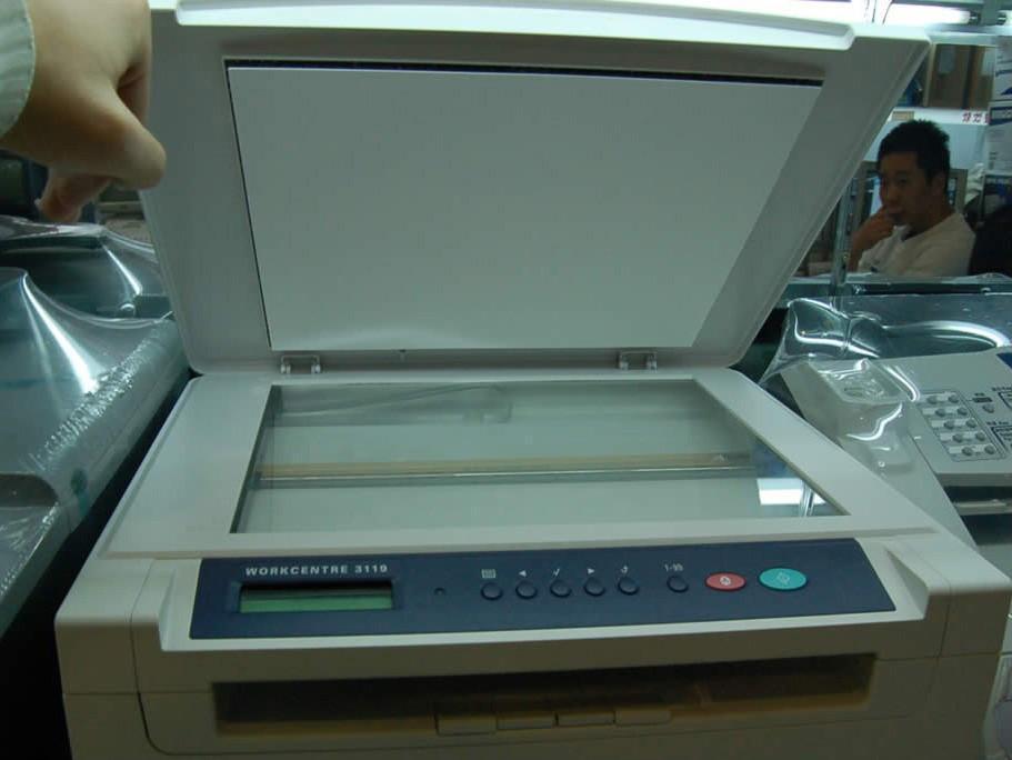 施乐 3119 黑白激光多功能一体机(打印/复印/扫描)  4