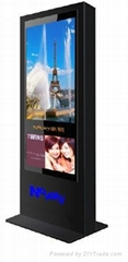 立櫃廣告機