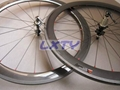 Carbon fiber road bike M50mm opening tires