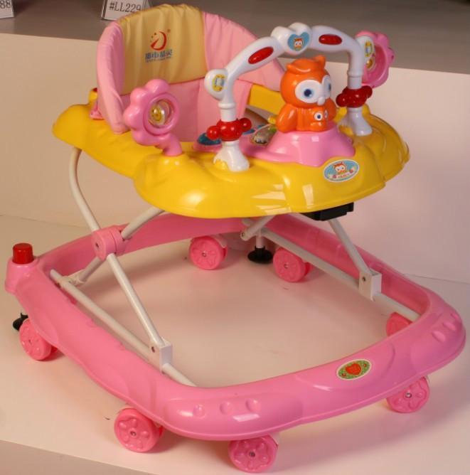 Baby Walker Baby Carrier Baby Car Infant Walker 5216