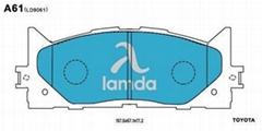 A61 - Toyota Brake Pads