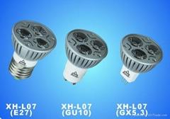大功率鋁質LED燈杯