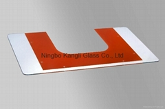 Range Hood Glass