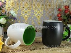 星巴克陶瓷杯