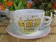 意式咖啡杯碟