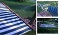 qulited fabric hammocks